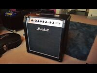 Marshall Slash SL-5 (all valve) 5w combo w/footswitch £375