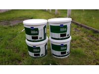 4 x 12 Litres Wickes Shed and Fence Timbercare Colour and Protect
