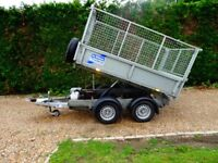 Ifor Williams 8x5 Tipping Trailer TT2515