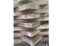 41 Concrete slabs: 600-X-600-X-50MM NATURAL-GREY-COUNCIL-PAVING-SLABS