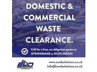 Rubbish clearance, waste clearance, waste disposal, rubbish removal,waste removal, demolition