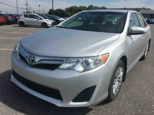 2014 Toyota Camry LE BLUETOOTH SIÈGES CHAUFFANTS CAMERA RECUL