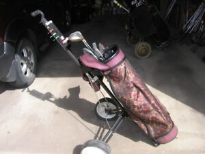 Mens and Ladies golf sets