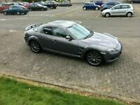 Mazda rx8 enhanced PZ edition, Full service history