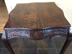 table/sideboard/antique/solid wood