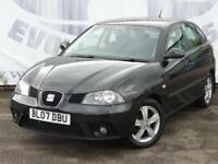 2007 SEAT IBIZA 1.2 REFERENCE SPORT 12V LOW INSURANCE IDEAL FIRST CAR HATCHBACK