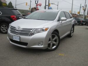 2009 TOYOTA VENZA V6 | Automatic • Loaded • V6