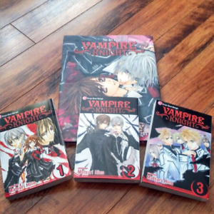 Vampire Knight Collector Set