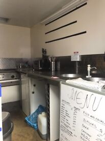 Portable Cabin - Kitchen - Burger Van for sale - Fully equipped