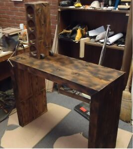 reclaimed sideboard entrance / side / hall table