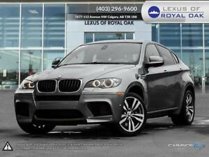 2013 BMW X6 M Executive Package