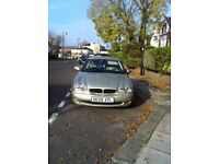 Jaguar X-Type Petrol 2006 Gold Colour Saloon
