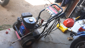 2800PSI 6.5HP x-steam portable commercial  pressure washer