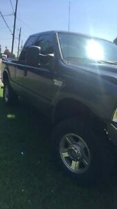 2006 Ford F-250 4x4