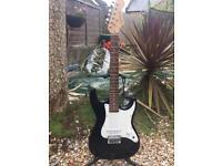 Elevation electric guitar standard size
