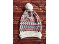 Brand New Accessorize Winter Hat with tags