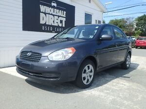 2010 Hyundai Accent SEDAN 1.6 L