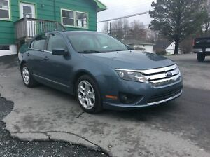 2011 Ford Fusion SE SEDAN - A/C, REMOTE START, POWER W/L/M & ALL