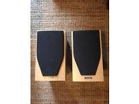 Mission M71i speakers