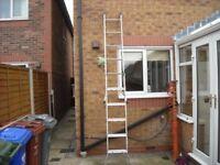 Aluminium Combination Step Ladders £20