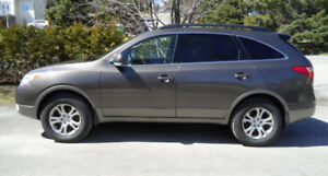2009 Hyundai Veracruz 7 places