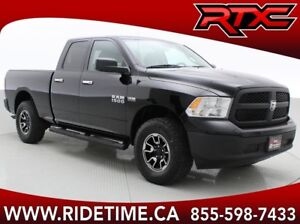 Lifted 2014 Ram 1500 SLT 4WD - 5.7L HEMI, Ram Rebel Wheels