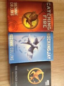 The Hunger Games books(all)