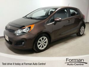 2013 Kia Rio LX+ - Local | Heated Seats | Bluetooth | Low KMs