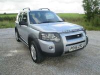 Land Rover Freelander 2.0Td4 Freestyle
