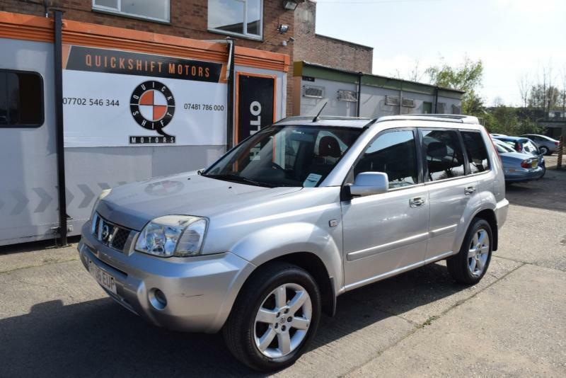 2006 nissan x trail 136 columbia diesel top spec in luton bedfordshire gumtree. Black Bedroom Furniture Sets. Home Design Ideas