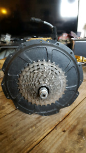 BIONX motor for electric bicycle