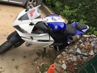 Yamaha yzfr 125 not Aprilia or Honda ktm