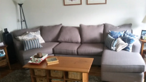"Sectional couch 150""long ( approximately 12 ft )"