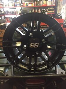 ITP SS316 14x7 with 5+2 offset for Can Am