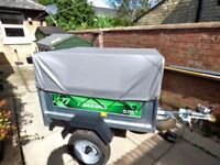 TRAILER, 127 DAXARA BY ERDE, NEAR NEW.......EXCELLENT CONDITION