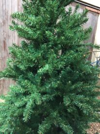 6.4ft luxury easy to assemble Christmas tree