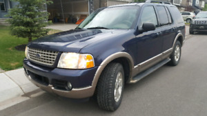 2003 Ford Explorer 4x4 - REDUCED