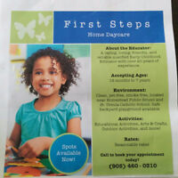 First Steps Home Daycare