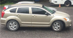 2009 Dodge Caliber as is