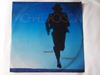 "Michael Jackson Smooth Criminal 12"" vinyl."