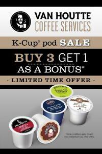 K-Cup® Pod SALE