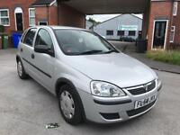 2005 VAUXHALL CORSA 1.2 LIFE 32.000 MILES GENINE FSH HPI CLEAR £995