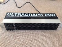 Outboard 31 band stereo Graphic Equalizer