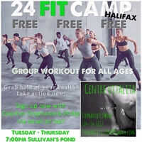 24 Fit Crew From Montreal