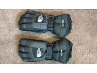 The North Face gore tex gloves