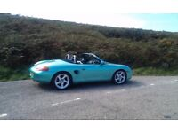Porsche Boxster 1998 2.5
