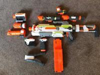 Nerf Modulus + sets