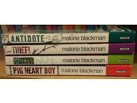 Malorie Blackman- 4 Books