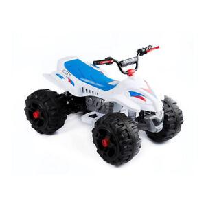 Monster Trax 600X 12V Ride-On ATV Bike