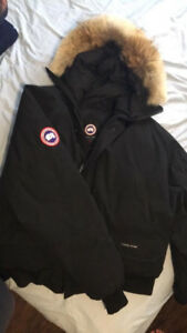 Real Canada Goose Men's Chilliwack Bomber